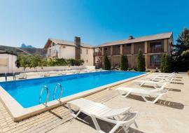 Усадьба  Уютная - Коктебель гостиница с бассейном