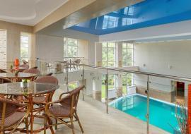 Hotel Spa - Крым Евпатория   гостиница  бассейн